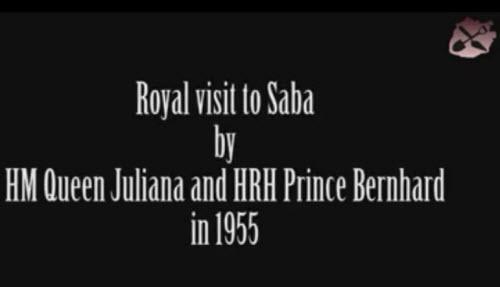 1955 royal vist