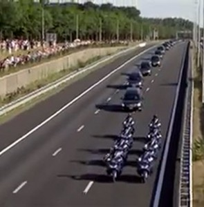 MH17 dead remembered in moving ceremony