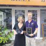 Bizzy B's founder and owner Entrepreneur of the Year
