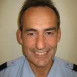 Durk Hiemstra is the new Chief of Basic Police Care on Saba