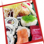 August 21: Sushi Night at Scout's Place