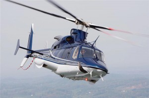 New helicopter for Health Care