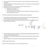 Chamber of Commerce Memorandum of Understanding (MOU)