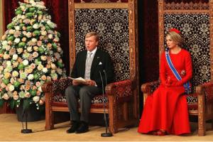 Speech of King Willem Alexander