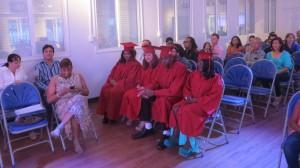 Saba Reach Students graduate at third Banana Salsa Party