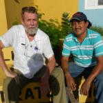 Blijkerk and Gamarro (Photo Belkin Osessis)