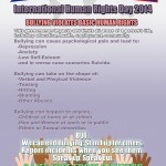 Human Rights Day 2014 – Wednesday, December 10