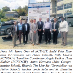 Islands' delegation learns about vocational education