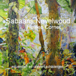 Saba's Cloud Forest – paintings by Heleen Cornet