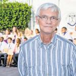 Saba University School of Medicine's new Dean Michael B. Laskowski.
