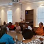 Social Affairs and Labor meet Saba & Statia stakeholders