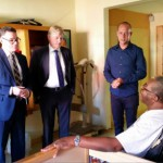 State Secretary Van Rijn starts day care for elderly living at home on Saba