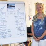 Psychotherapist Suchita Peeters.