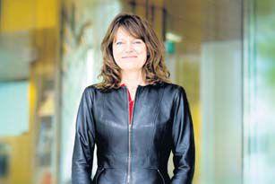 Children's Ombudsman Margrite Kalverboer.