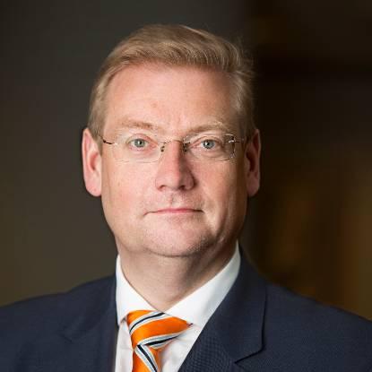 Ard van der Steur, Minister of Security and Justice